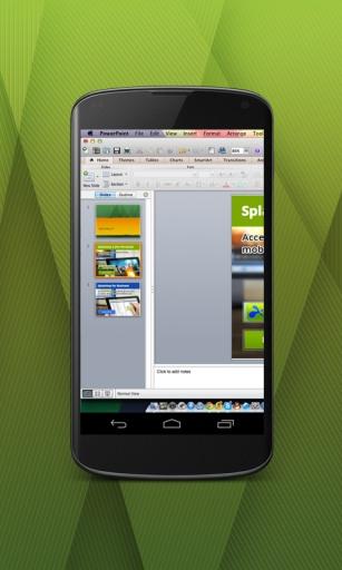 Splashtop2远程桌面截图2