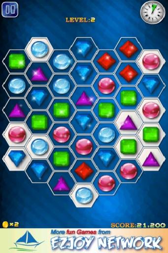 玩免費遊戲APP|下載魔方宝石达人 app不用錢|硬是要APP