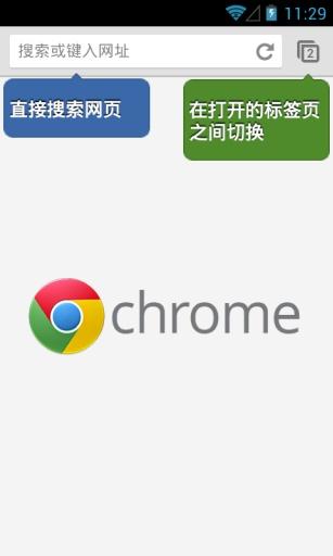 Chrome Beta截图3