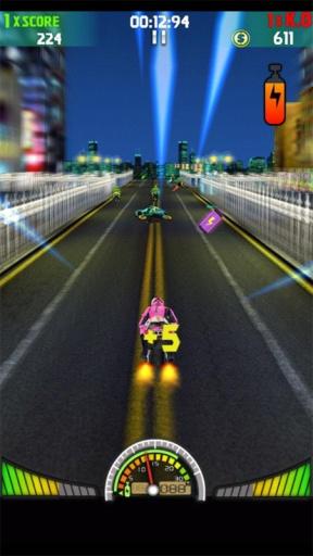 生死时速:暴力摩托 Death Speed:Moto截图2