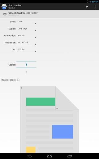 谷歌云打印