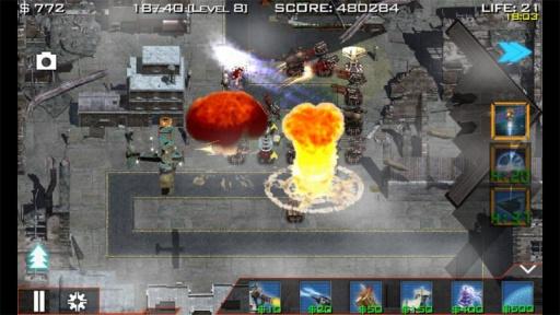 全球防御:僵尸世界大战截图1