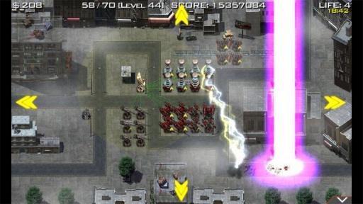 全球防御:僵尸世界大战截图2
