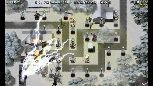 全球防御:僵尸世界大战截图3