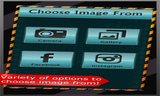 照片的文字編輯器玩轉攝像頭