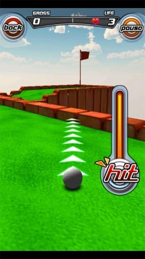 超级高尔夫截图0