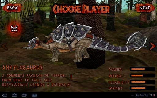恐龍大作戰-小二館小遊戲