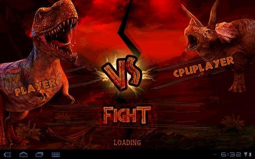 【免費格鬥快打App】恐龙大战-APP點子