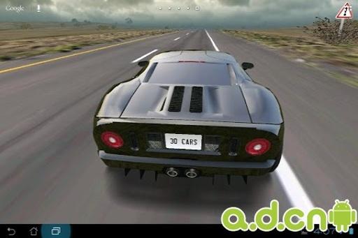 3D汽车动态壁纸 免费版截图3