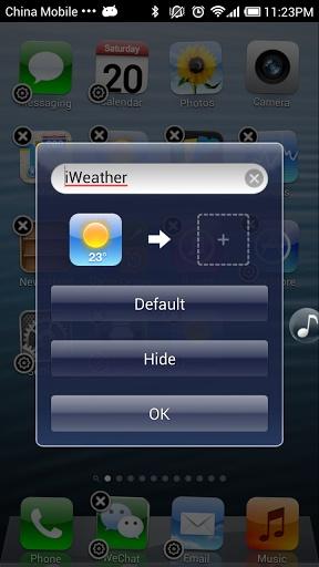 iOS6主题截图1