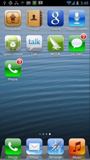 iOS6主题截图2