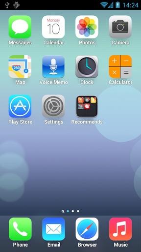 iOS6主题截图4