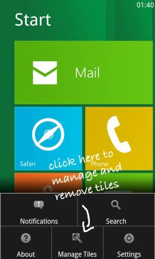 Windows8桌面截图1