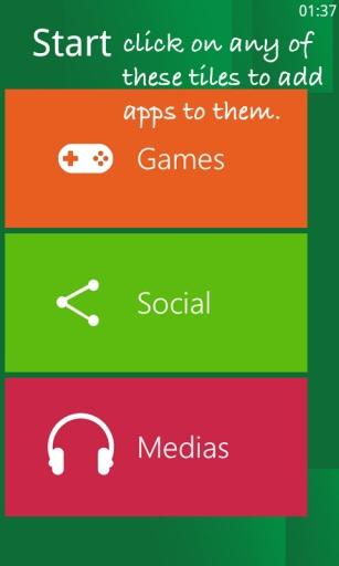 Windows8桌面截图3