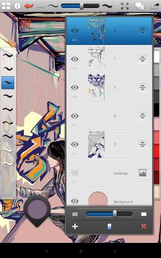 SketchBook Ink截图2