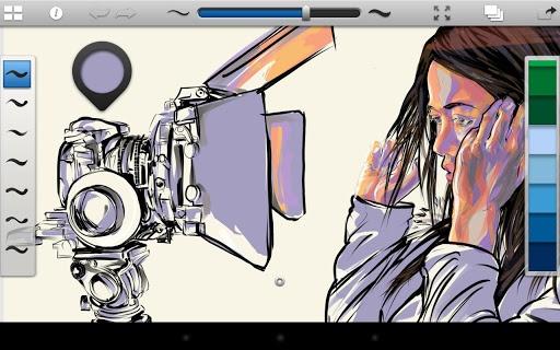 SketchBook Ink截图4
