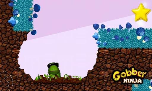 忍者变色龙:Gobber Ninja截图1