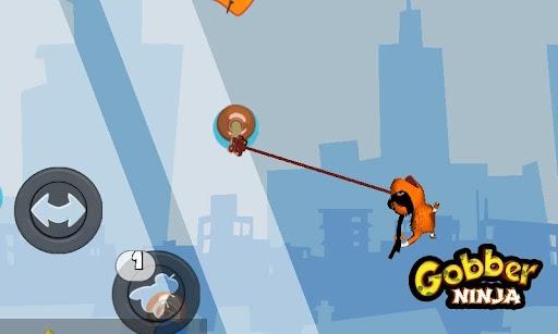 忍者变色龙:Gobber Ninja截图3