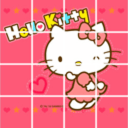 Hello Kitty拼图