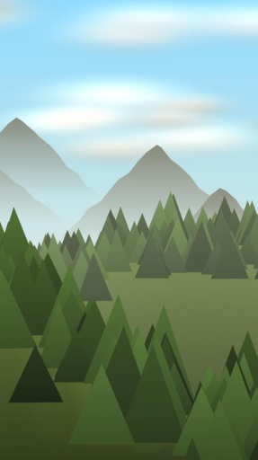 森林动态壁纸:Forest